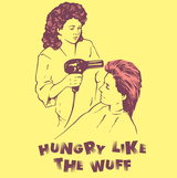 Hungry Like the Wuff Funny T-Shirt