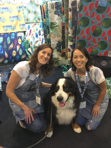 Indie Boho Pet Beds at Dog Lovers Show