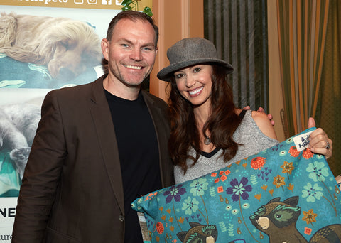 Shannon Elizabeth, Patrick Caldwell, Oscars 2018, Academy Awards 2018, Celebrity Connected, Gifting Suite