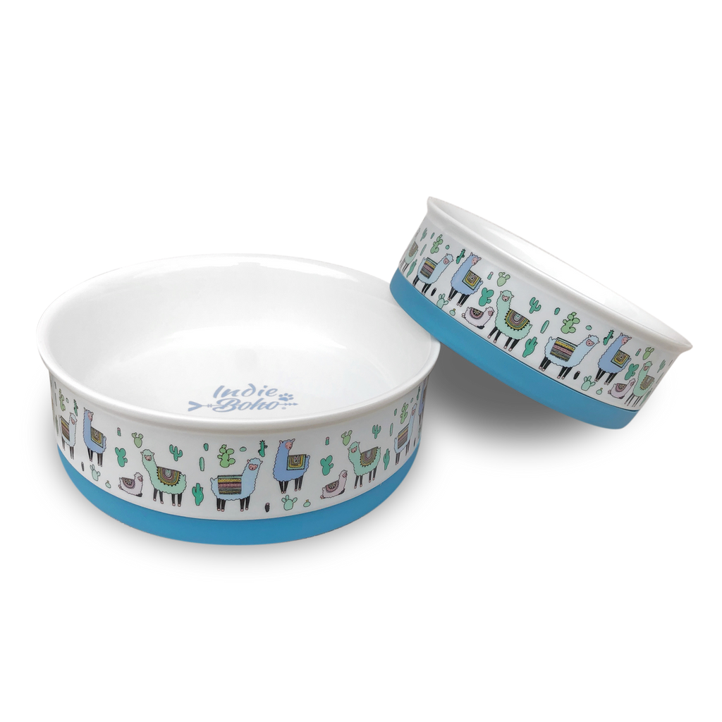 Dog Bowl Set