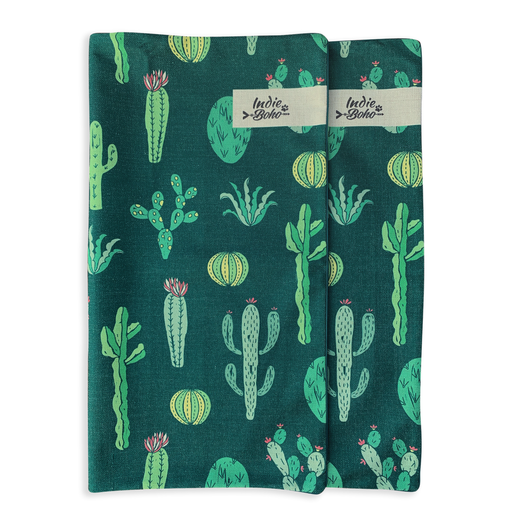 Additional Bed Cover - Cactus Garden