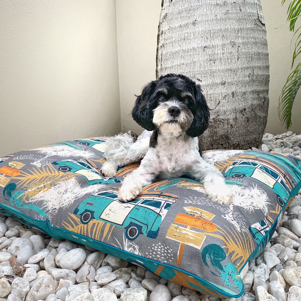 Byron Surf – LARGE Dog Bed
