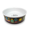 Mexican Skull Designer Dog Bowl Medium