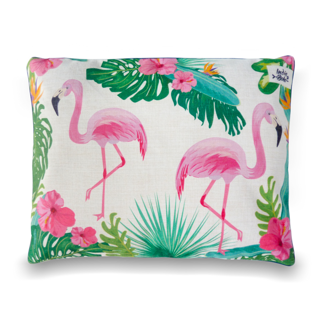 Flamingo (Toucan) Paradise – EXTRA LARGE Dog Bed