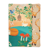 Additional Bed Cover - Foxy Tales
