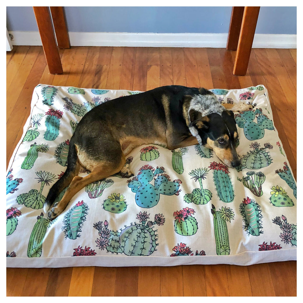 Desert Cacti – XXL Dog Bed