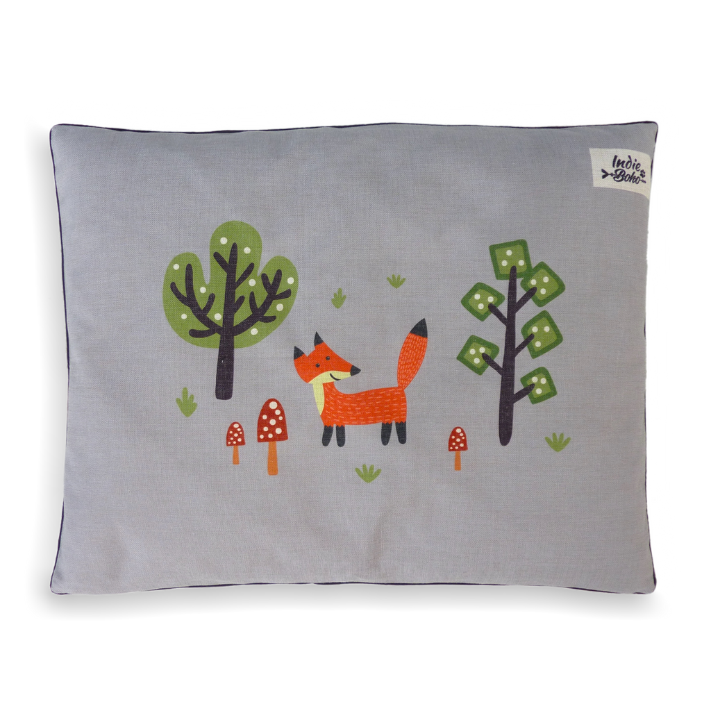 Forest Foxes – LARGE Pet Bed