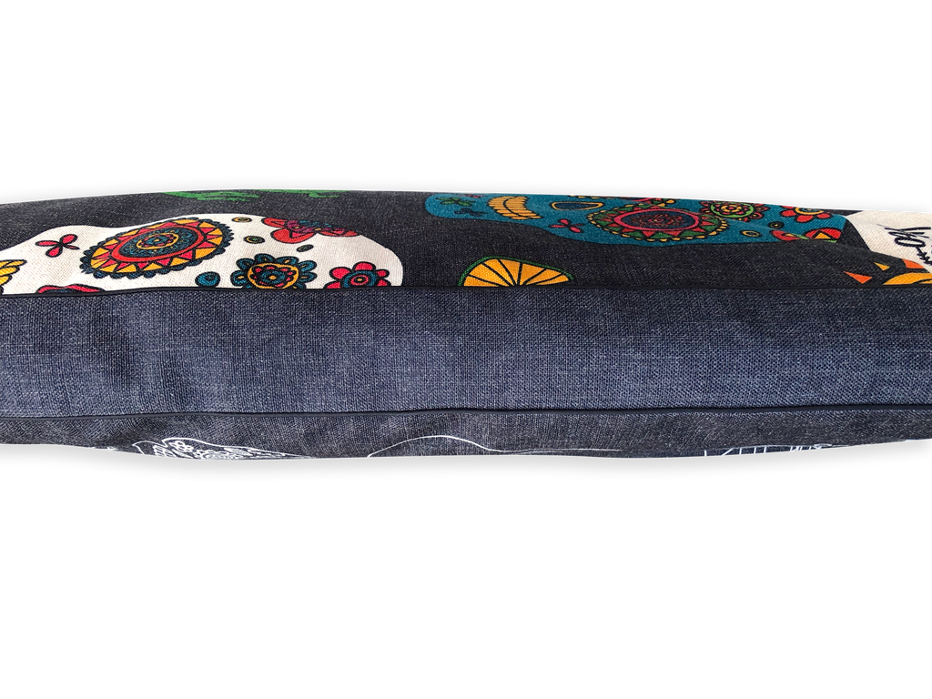 Mexican Skulls – XXL Dog Bed