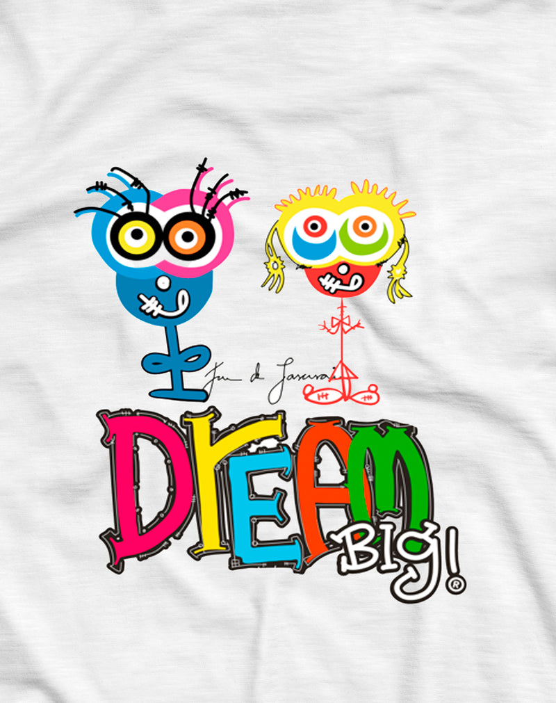 T-SHIRT DREAMBIG