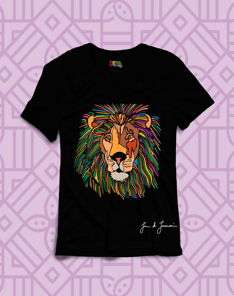 T-SHIRT KING OF THE JUNGLE