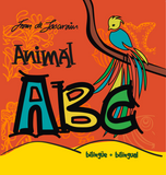 ANIMAL ABC BILINGUE BOOK - HARD COVER