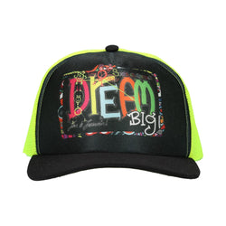 Gorras con impresión de logo Dream Big