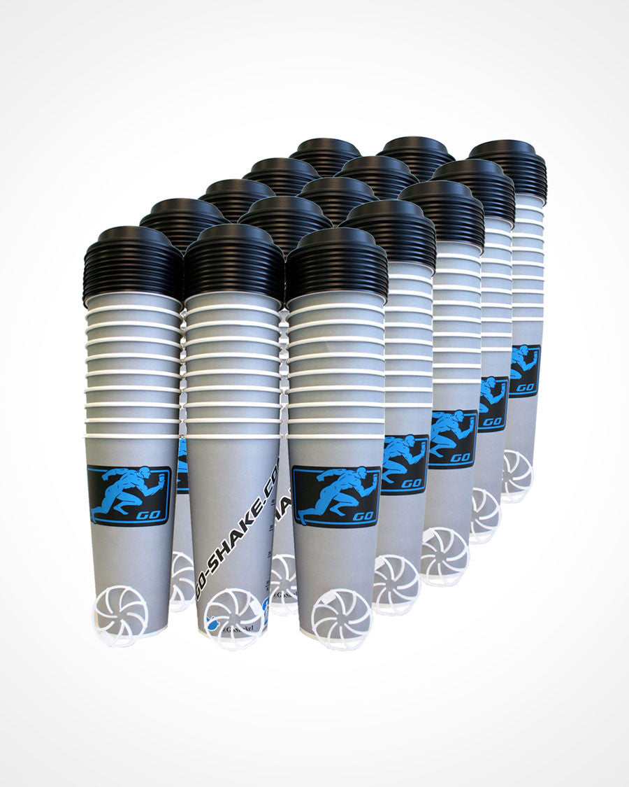 GO-SHAKE Disposable Shaker (150 Pack)