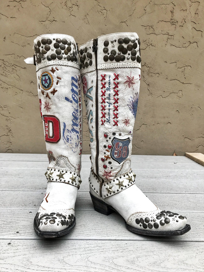 Double D Ranch - LIBERTY & JUSTICE BOOT