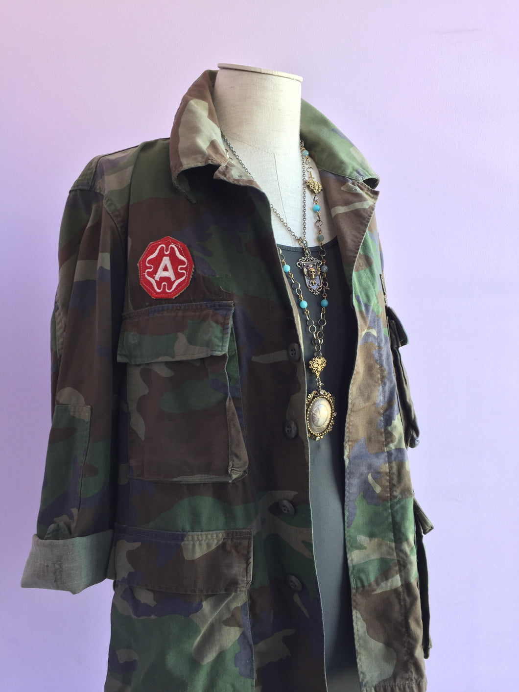 Rock and Roll Surplus Jacket