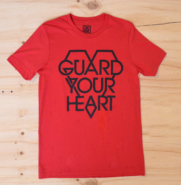 Guard Your Heart Unisex Tee