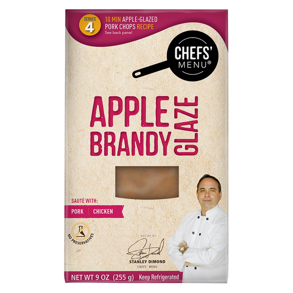 Apple Brandy Glaze
