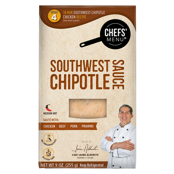 Southwest Chipotle Sauce