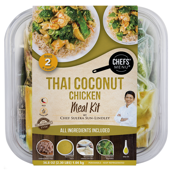Thai Coconut Chicken
