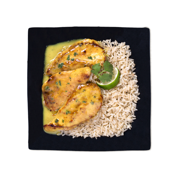 Thai-Style Coconut Chicken