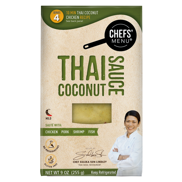 Thai Coconut Sauce