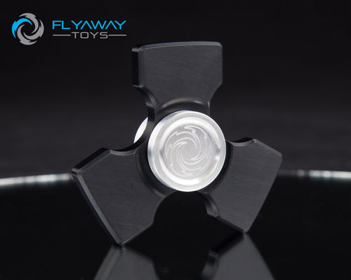Tri Mini Falcon - Aluminum - Black Anodize