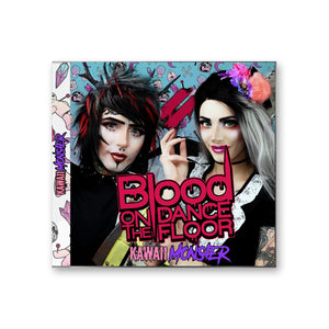 "Blood on the Dance Floor ""Kawaii Monster"" CD"