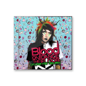 "Blood on the Dance Floor ""LSAR"" CD"