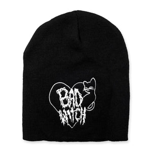 "Enjoy Death ""Bad Witch"" Beanie"