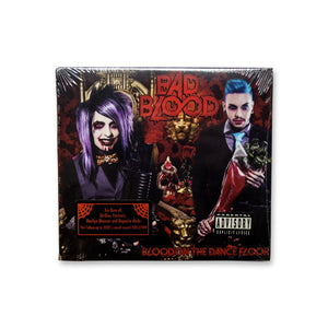 "Blood on the Dance Floor ""Bad Blood"" CD (DELUXE)"