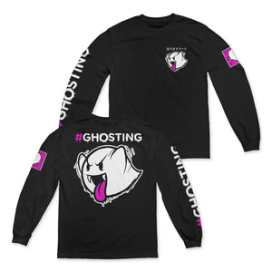 "Blood on the Dance Floor ""Ghosting"" Long Sleeve"