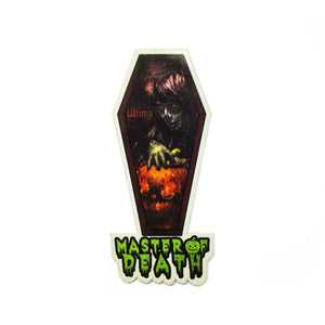"Enjoy Death ""Master of Death"" Sticker Pack"