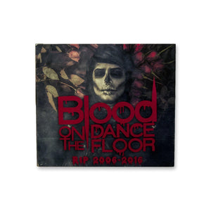 "Blood on the Dance Floor ""RIP 2006-2016"" CD"
