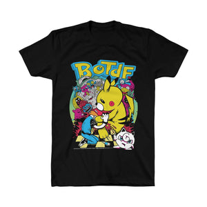 "Enjoy Death ""Pokemon"" Shirt"
