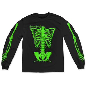 "Sinners Are Winners ""Skeleton"" Long Sleeve"
