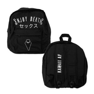 "Enjoy Death ""Symbol"" Backpack"