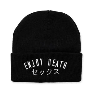 "Enjoy Death ""Symbol"" Beanie"