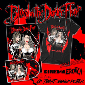 "Enjoy Death ""Cinema Erotica"" CD Bundle Pre-Order"