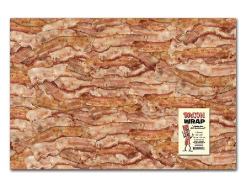 Bacon Gift Wrapping Paper