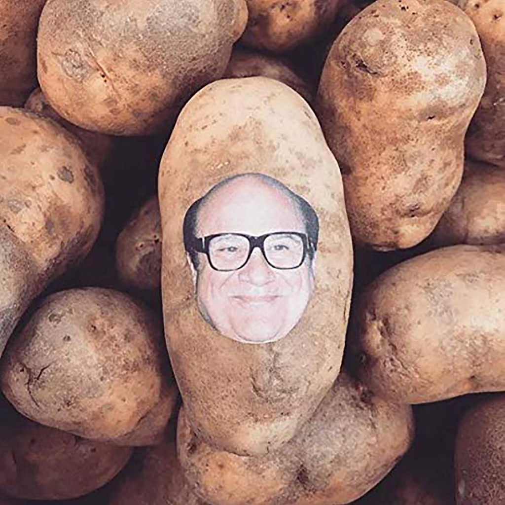 Your Face on a Potato