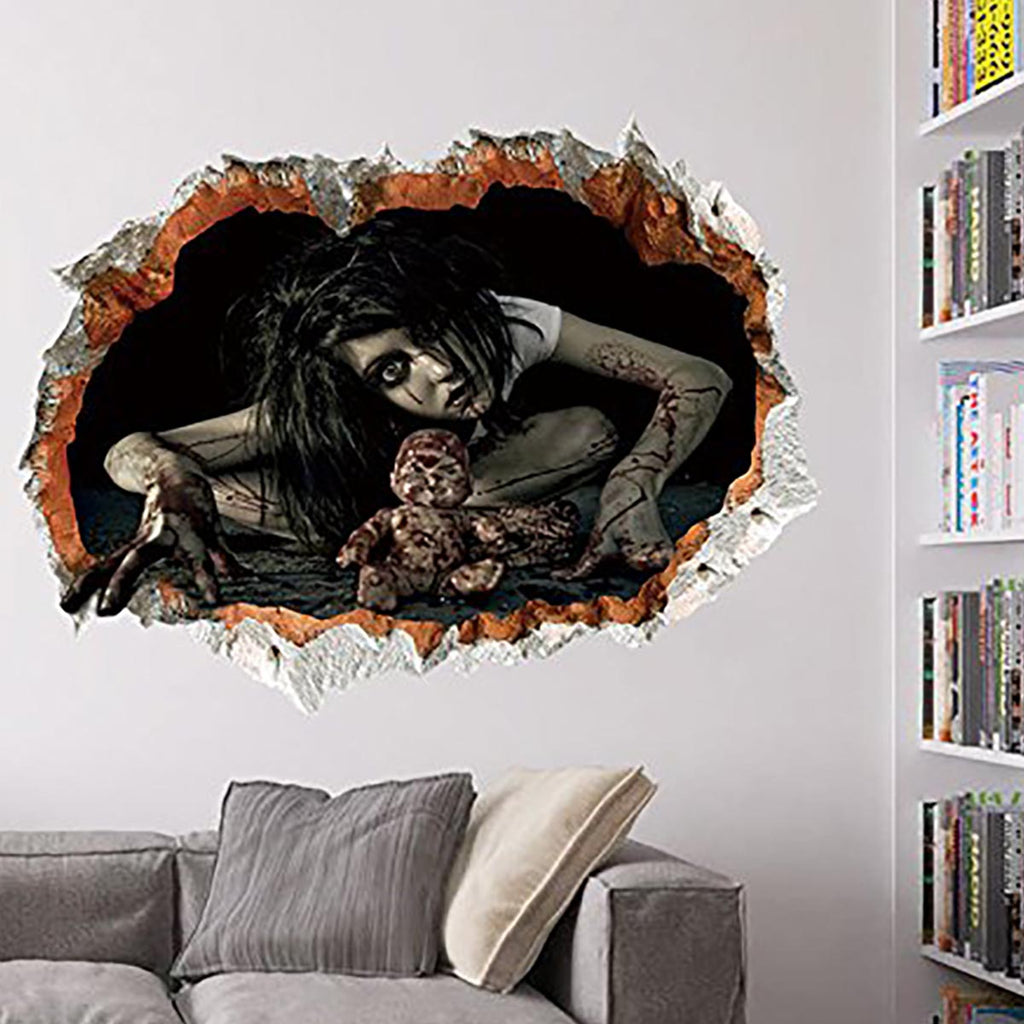 Halloween Wall Decal