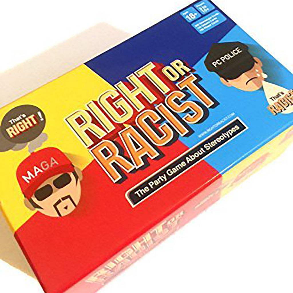 Stereotype Party Game