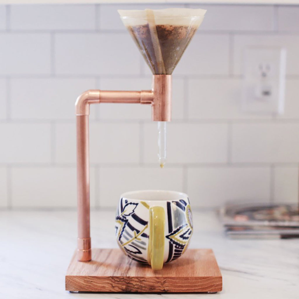 Pipe Coffee Maker
