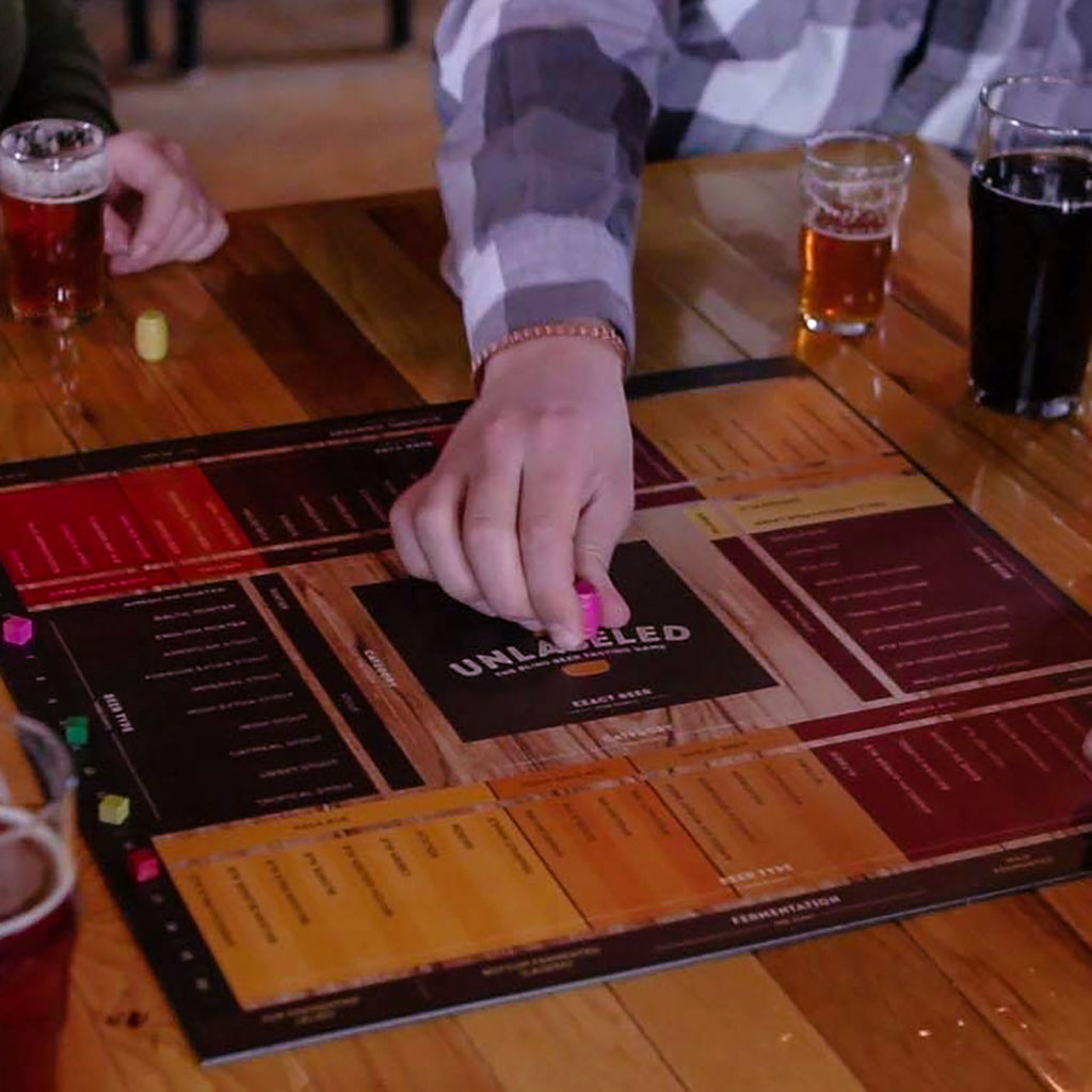 Beer Tasting Board Game