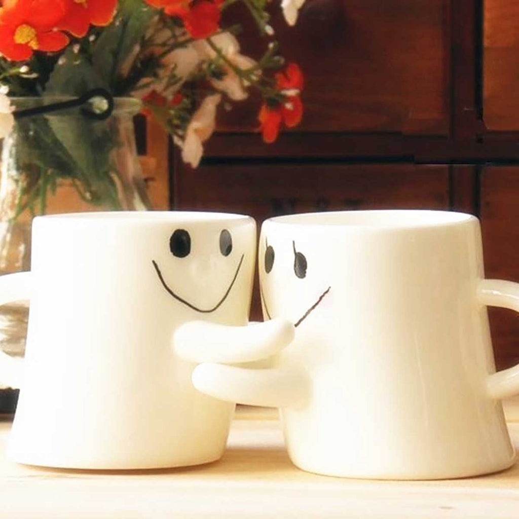 Hugging Mugs