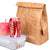 Brown Paper Bag Lunch Box