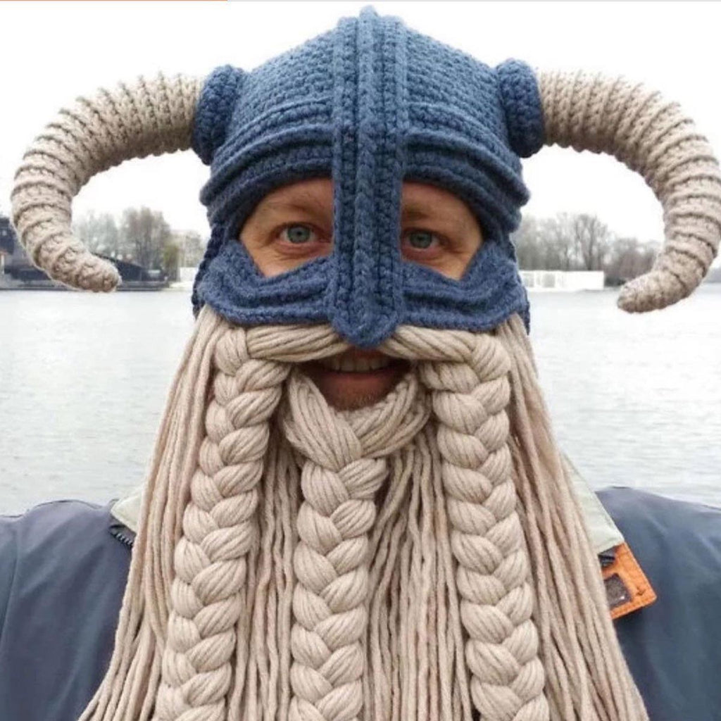 Viking Hat and Balaclava