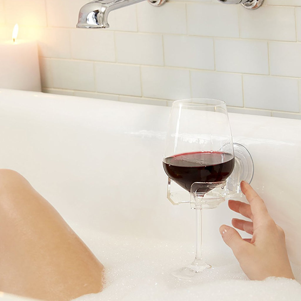 Wine Holder For Tub