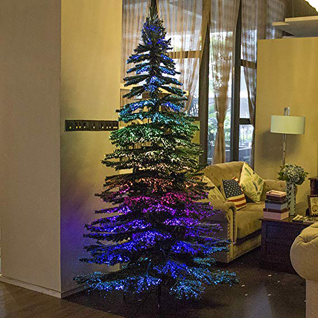 Fiber Optical Christmas Tree