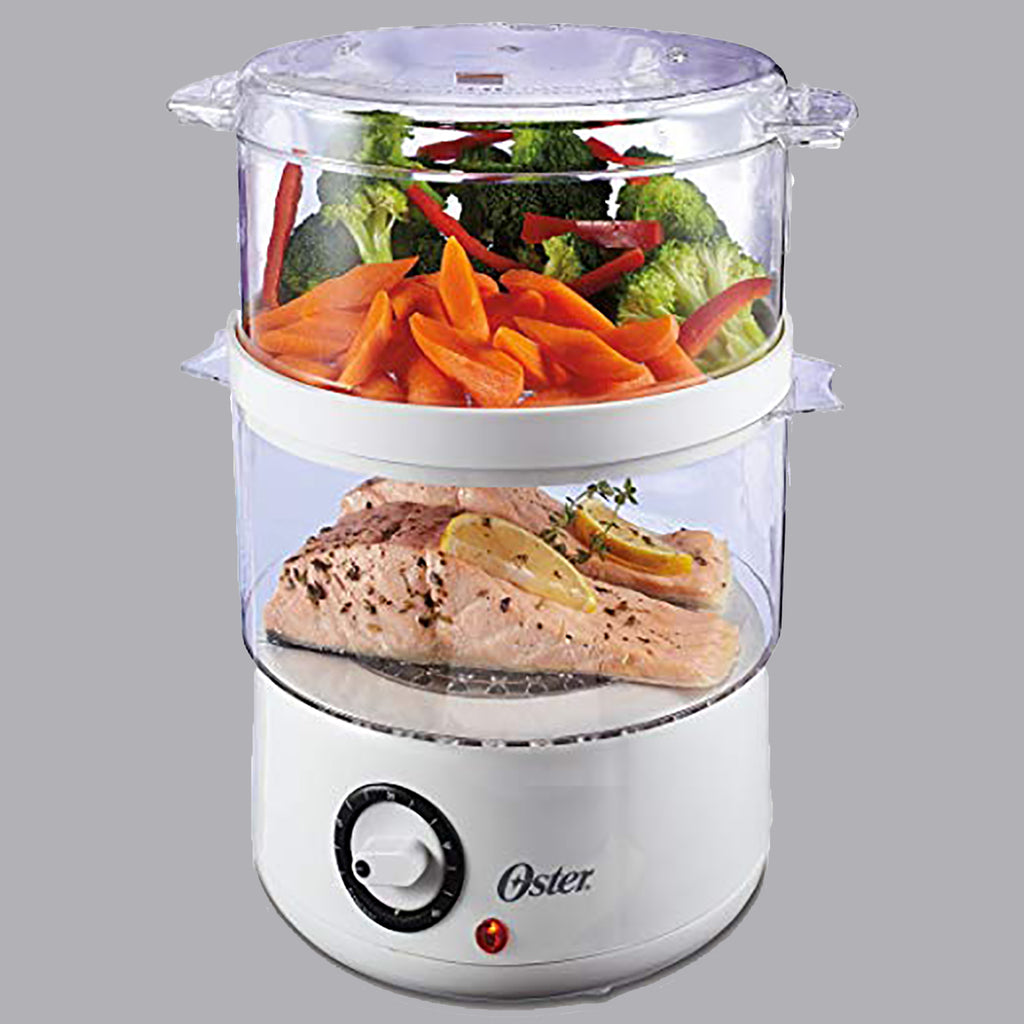 Double Tiered Vegetable Steamer